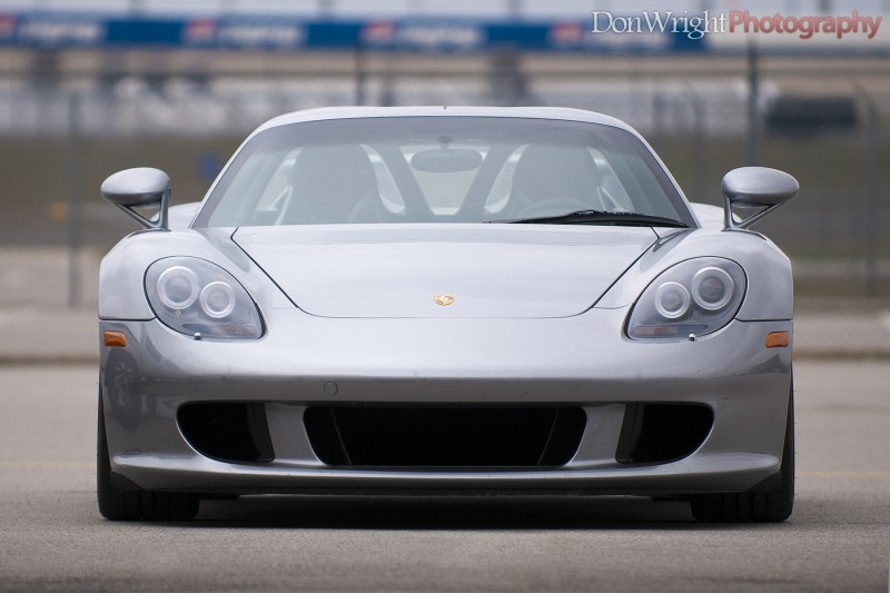 , Carrera GT | Automotive Photography | Nashville TN, Don Wright Designs & Photography, Don Wright Designs & Photography