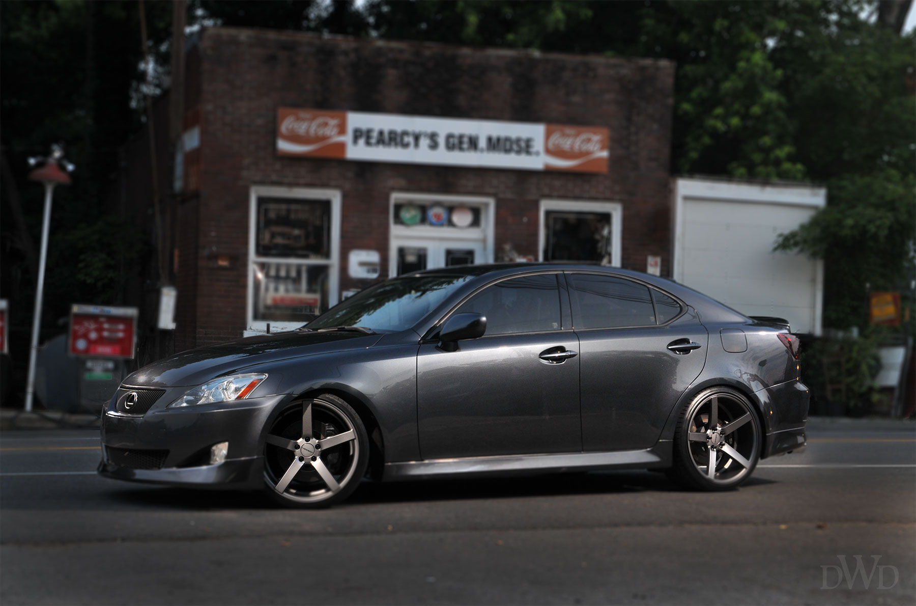 Image brought to you by Don Wright & Vossen Wheels