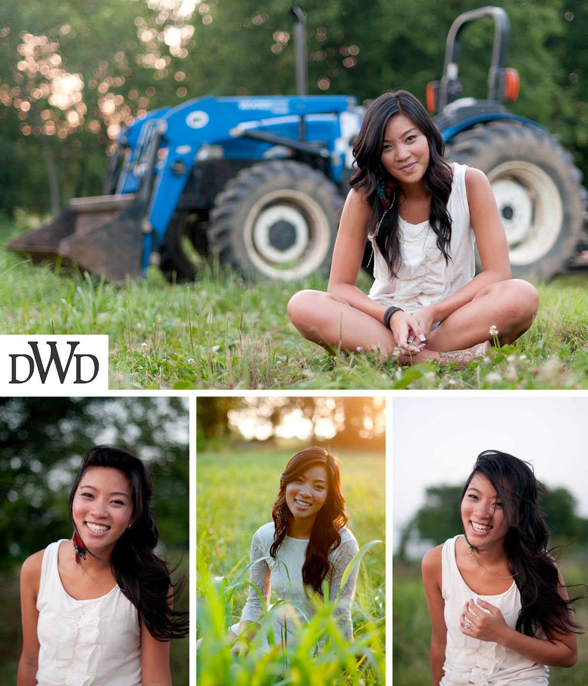 Senior Artistic Portraits in Nashville TN | Lillian | Beautiful Asian Beech High School