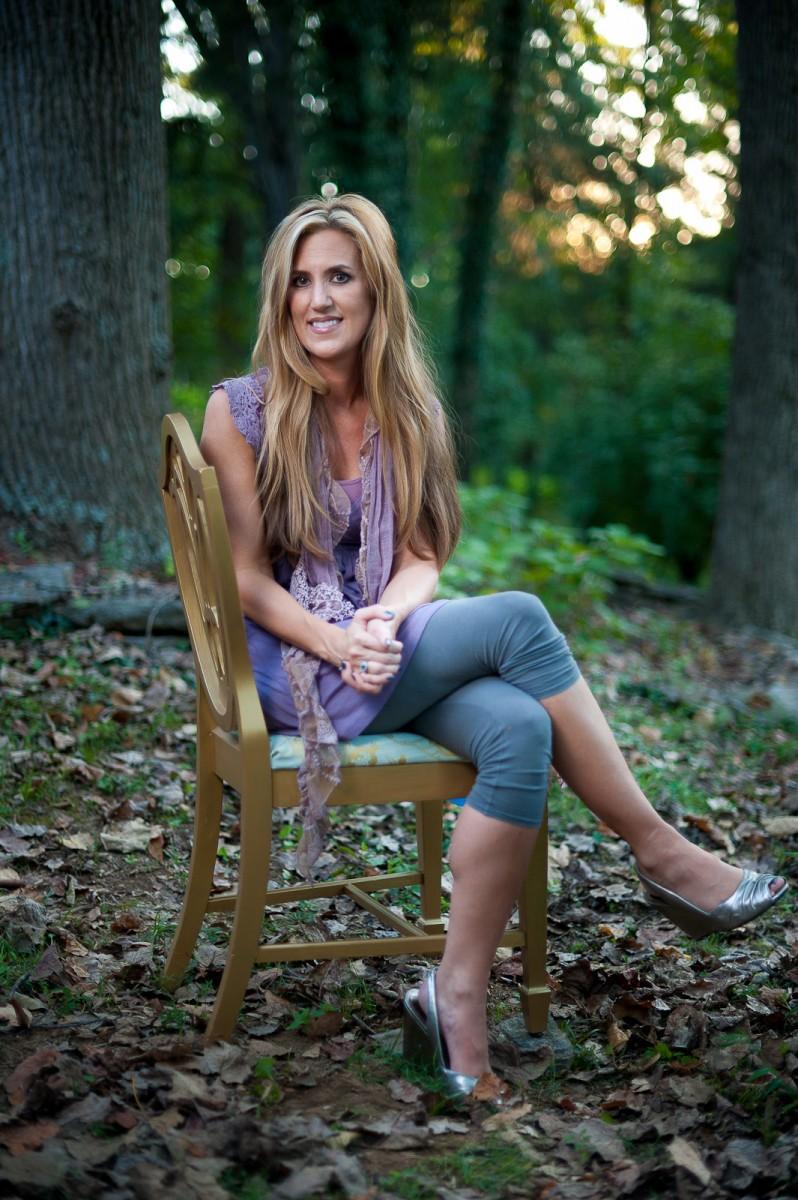 Brentwood TN Portraits of Interior Decorator Kristie Barnett