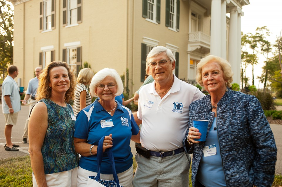MTSU alumni at pigskin pre-game fundraiser | Murfreesboro TN Event Photographer