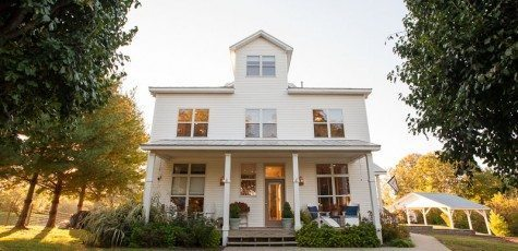 Professional Photo of Farm-style house for sale