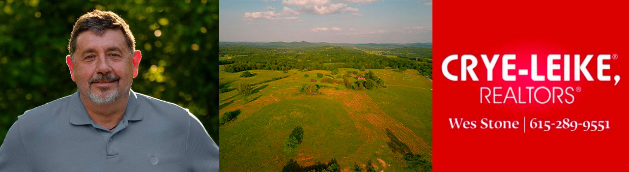 , Land Aerial Real Estate Preview | Van Leer TN, Don Wright Designs & Photography, Don Wright Designs & Photography