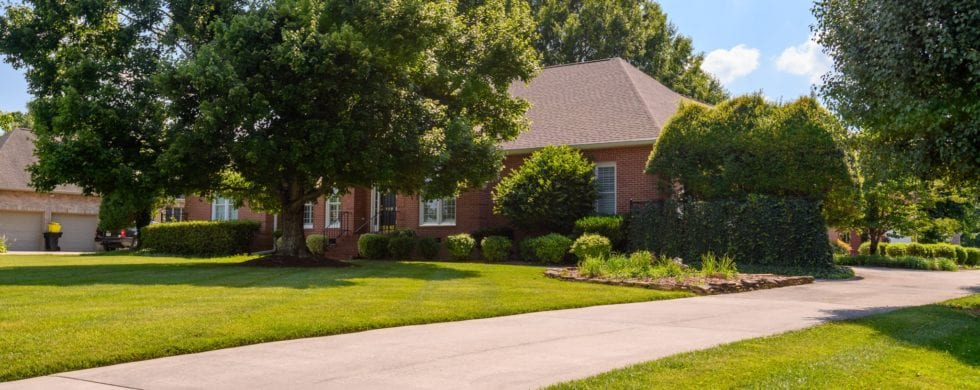 , 109 St Andrews Place, Tullahoma Real Estate Photos, Don Wright Designs & Photography