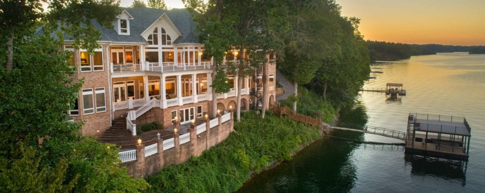 , Winchester TN Lakeside Home | 105 Narrows Dr, Don Wright Designs & Photography