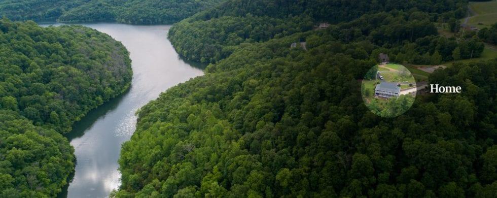 , Center Hill Lake Home | 8590 Silver View Ln, Don Wright Designs & Photography, Don Wright Designs & Photography