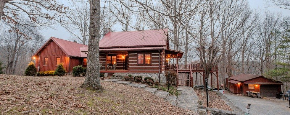 , Scenic Property with Natural Beauty | Goodlettesville TN Cabin Tour, Don Wright Designs & Photography